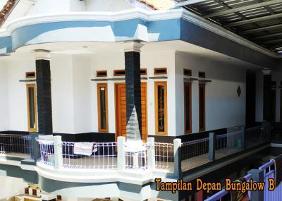 Bungalow 2 Kamar Fan